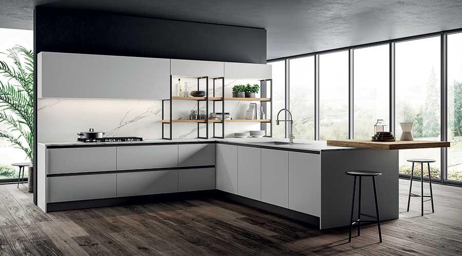 Cucine moderne Arredo3 Kalì a Lecco, Monza, Milano e Bergamo