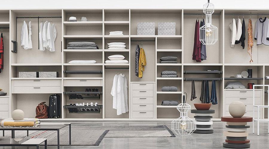 Cabine armadio modulari e personalizzabili a Lecco, Monza, Milano e Bergamo
