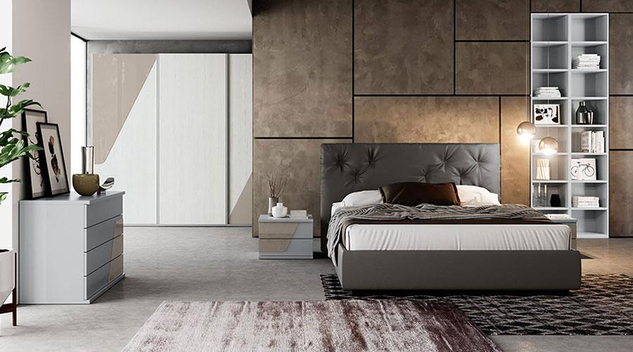 Arredamento completo per camere da letto matrimoniali a Lecco, Monza, Milano e Bergamo