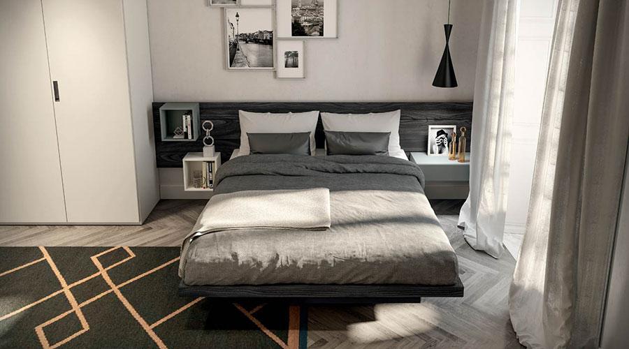 Mobili e arredamento per camere da letto a Lecco, Monza, Milano e Bergamo