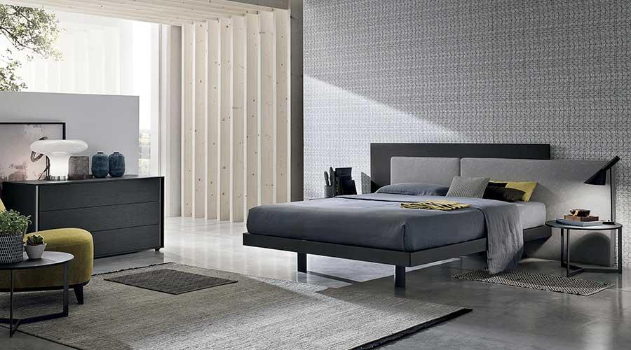 Arredamento per camere da letto Tomasella a Lecco, Monza, Milano e Bergamo
