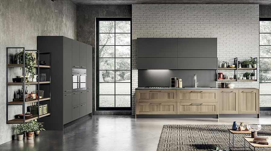 Cucine moderne di design Arredo3 a Lecco, Monza, Milano e Bergamo