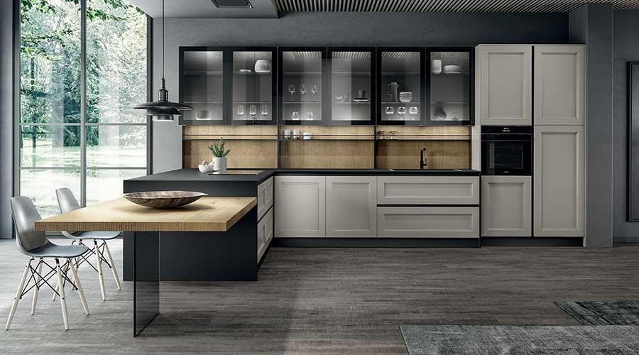 Cucine moderne e contemporanee componibili a Lecco, Monza, Milano e Bergamo