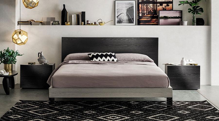 Camera da letto matrimoniale Dream Napol 50.101 a Lecco, Monza, Milano e Bergamo