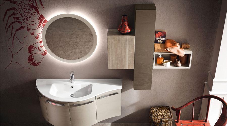 Mobili e arredamenti per bagni di design Compab a Lecco, Monza, Milano e Bergamo