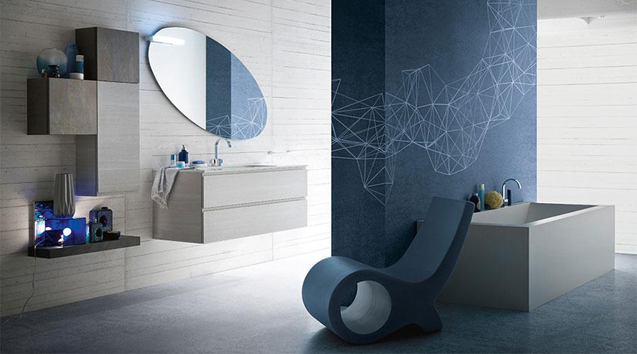 Mobili e arredamenti per bagni moderni Compab a Lecco, Monza, Milano e Bergamo