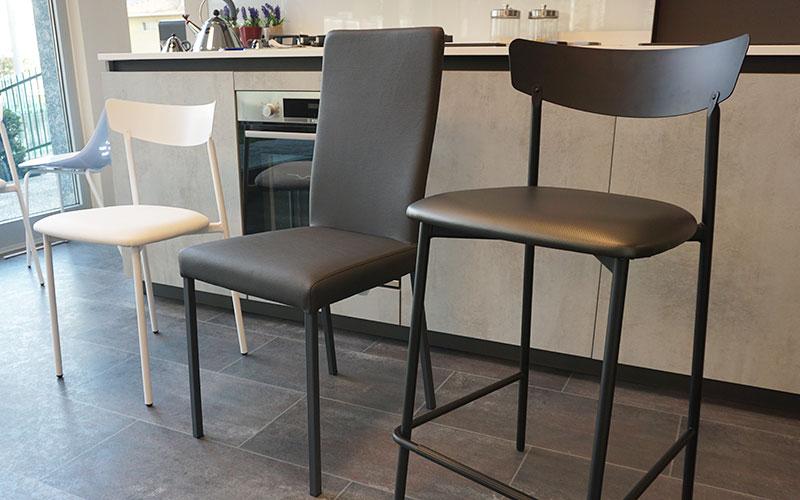 Sedie moderne e di design per cucina, soggiorno e living